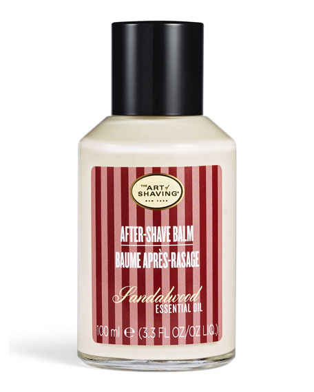 Alcohol-Free After-Shave Balm, Sandalwood