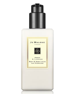 Jo Malone London Amber & Lavender Body & Hand Lotion, 250ml