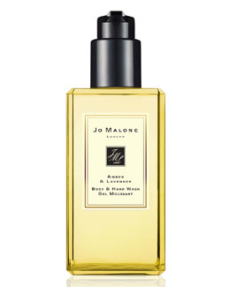 Jo Malone London Amber & Lavender Body & Hand Wash, 250ml