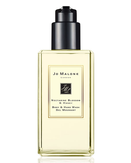 Nectarine Blossom & Honey Body & Hand Wash, 250ml