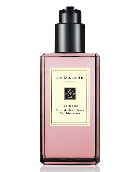 Red Roses Body & Hand Wash, 250ml
