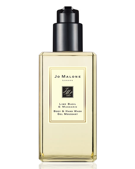 Lime Basil & Mandarin Body & Hand Wash, 250ml