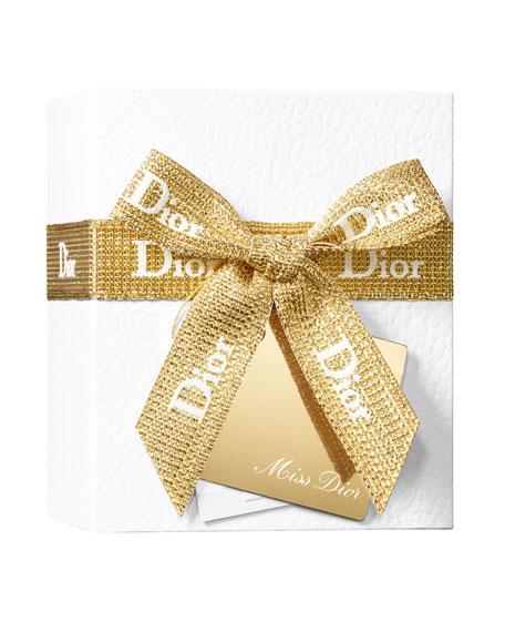 Miss Dior Eau de Parfum Couture Wrap, 100ml
