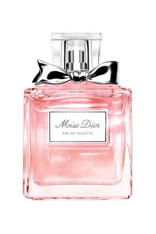 Dior Miss Dior Eau de Toilette, 3.4 oz.