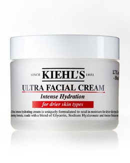 Kiehl's Since 1851 Ultra Facial Cream For Drier Skin Types, 50ml