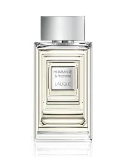 Lalique Hommage a l'Homme Eau de Toilette, 50 ml