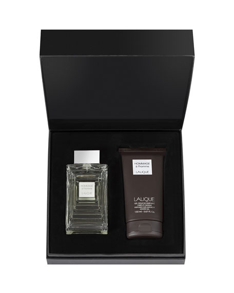 Lalique Hommage a l'Homme Set ($155 Value)