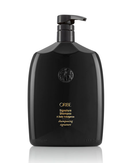Signature Shampoo, 33 oz./ 975 mL
