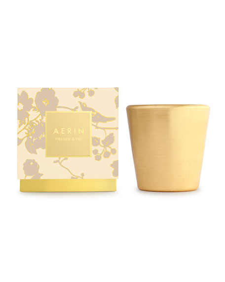 AERIN Fireside & Fig Scented Holiday Candle