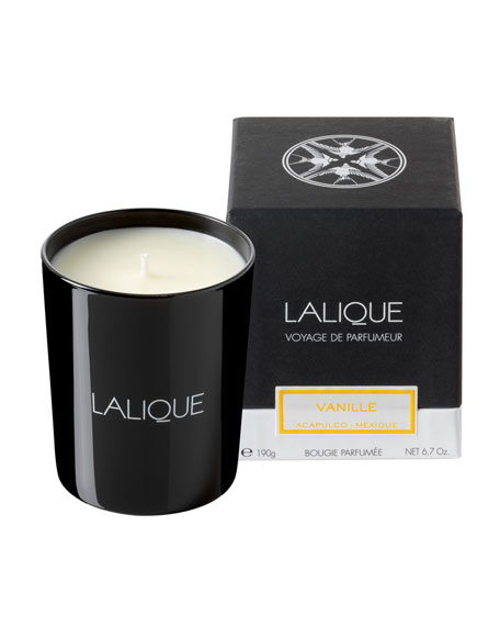 Lalique Vanille Acapulco Scented Candle