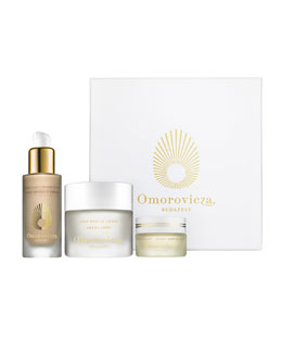 Omorovicza Limited Edition Gift of Gold Facial Set