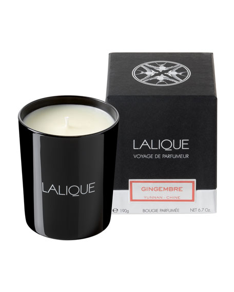 Gingembre Yunnan Scented Candle