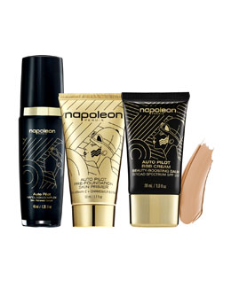 Napoleon Perdis Limited Edition Auto Pilot Skin Renewal Collection