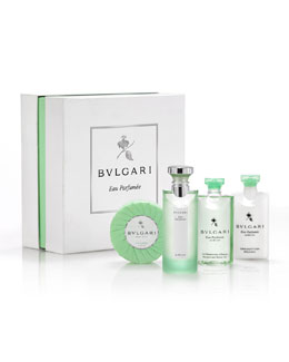 Bvlgari Eau Perfumee Au The Vert Luxury Layering Collection
