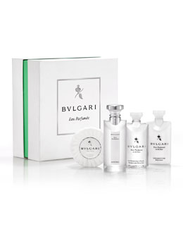 Bvlgari Eau Perfumee Au The Blanc Luxury Layering Collection