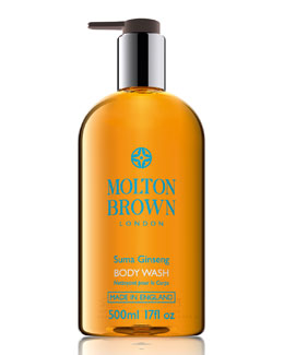 Molton Brown Suma Ginseng Body Wash, 500ml