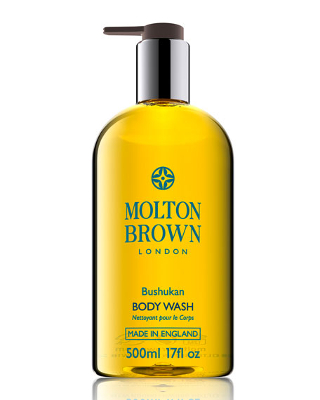 molton brown bushukan body wash 500ml. Black Bedroom Furniture Sets. Home Design Ideas