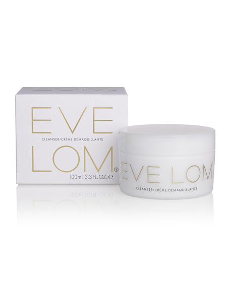 Eve Lom Cleanser & Muslin Cloth & Matching