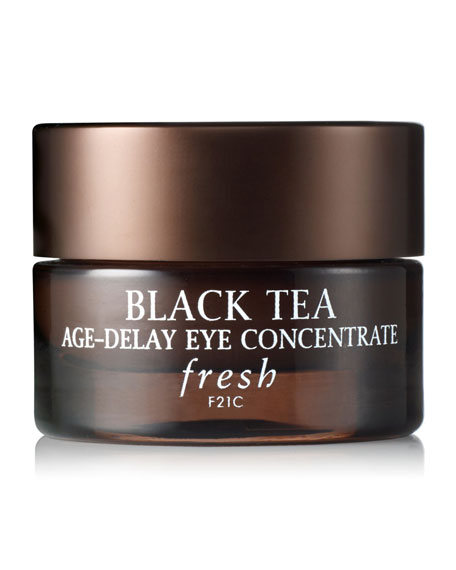 Fresh Black Tea Age Delay Eye Concentrate