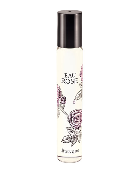 Eau Rose Eau de Toilette Rollerball, 0.7 oz./ 21 mL