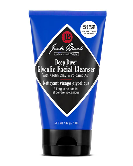 Jack Black Deep Dive Glycolic Facial Cleanser, 5