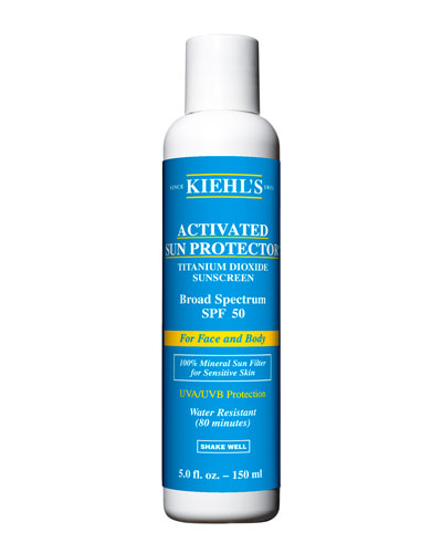 Activated Sun Protector SPF 50, 5 fl. oz.
