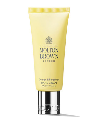 Molton Brown Orange & Bergamot Replenishing Hand Cream,