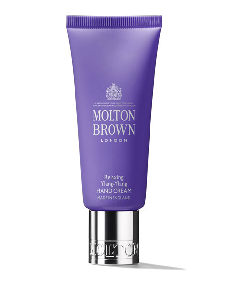 Molton Brown Ylang Ylang Replenishing Hand Cream, 1.4