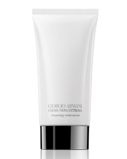 Armani Beauty Crema Nera Extrema Foam Cleansing Moisturizer, 150ml