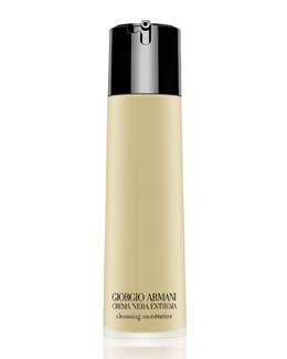 Armani Beauty Crema Nera Extrema Cleansing Gel Moisturizer, 150ml