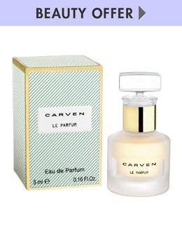 Carven Yours with any $100 Carven Fragrance purchase