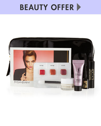 Yves Saint Laurent Yours with any $150 Yves Saint Laurent Beauty purchase