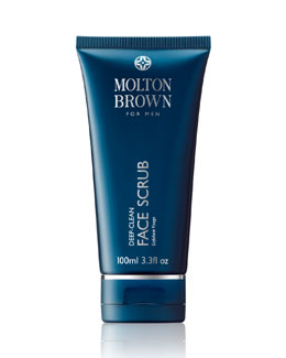 Molton Brown Deep-Clean Face Scrub For Men, 3.3 oz