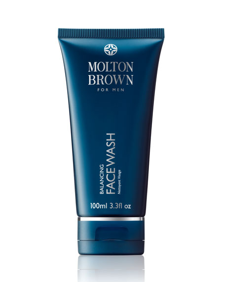 Molton Brown Balancing Face Wash For Men, 3.3