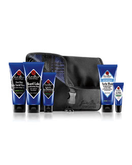 Jack Black Power Trip Travel Set