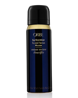 Oribe Surfcomber Tousled Textured Mousse, Purse Size 2.5 oz