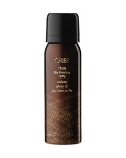 Oribe Thick Dry Finishing Hair Spray, Purse Size 2.5 oz
