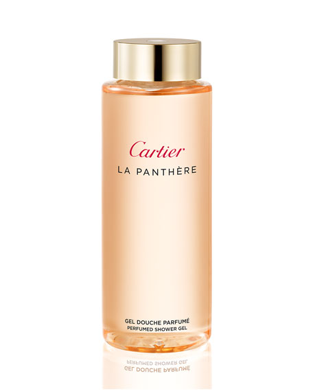 La Panthère Perfumed Shower Gel, 6.7 oz./ 200 mL