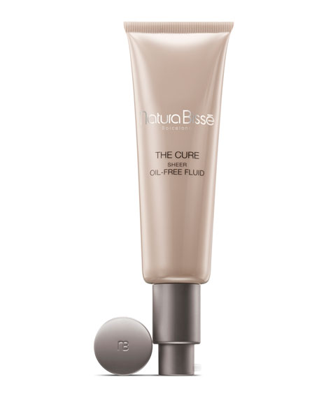 Natura Bisse The Cure Sheer Oil Free Fluid SPF 20, 1.7 oz