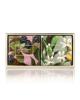 Jo Malone London Bath Soap Collection, 2x100g