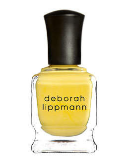 Deborah Lippmann Walking on Sunshine Nail Polish