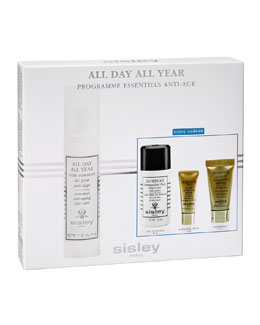 Sisley-Paris Limited Essentials Anti-Aging Program