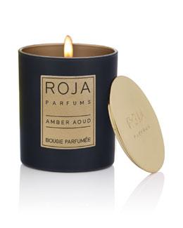 Roja Parfums Amber Aoud Candle