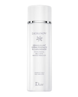 Dior Beauty Diorsnow White Reveal Melt-Away Makeup Remover