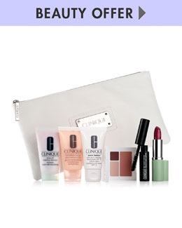 Clinique Yours with any $65 Clinique purchase