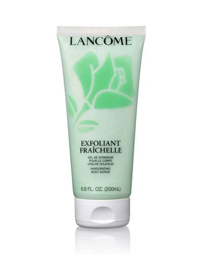 Lancome Exfoliant Fraîchelle Invigorating Body Scrub, 6.8