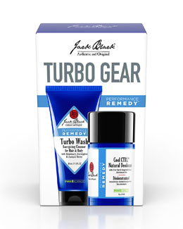 Jack Black Turbo Gear Set
