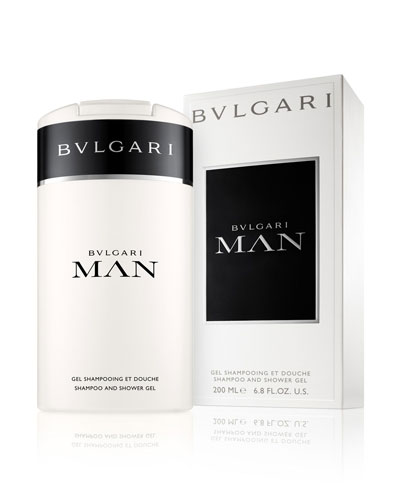 Bvlgari Man Shower Gel, 200ml/6.8 fl. oz.