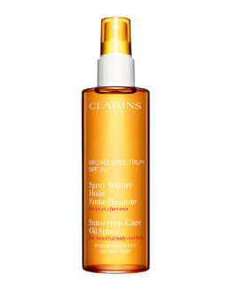 Clarins Sun Care Oil Spray SPF 30, 5 fl. oz