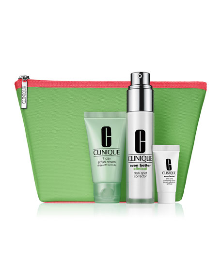 Limited Edition Even Better Skin Care Set
